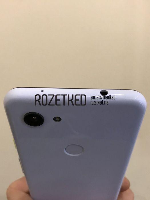 Подробности и фото Google Pixel 3 Lite. Google все же созрела для «бюджетного» смартфона? – фото 5