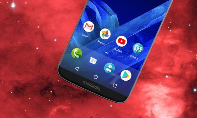 Серия Moto G (2018) получит три смартфона – фото 1