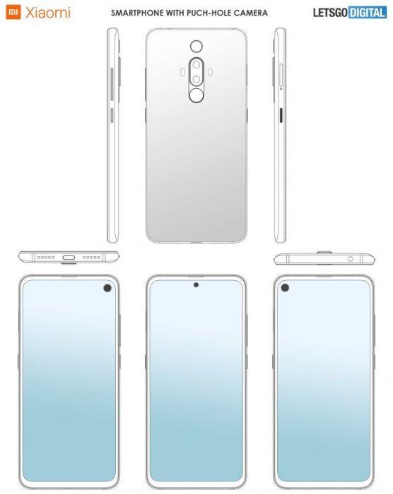 Вот такой дизайн может быть у Xiaomi Pocophone F2