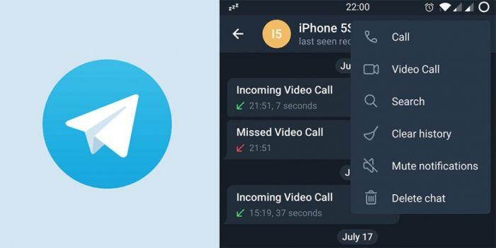 Telegram получил функцию видеозвонков для Android и десктопной версии – фото 1
