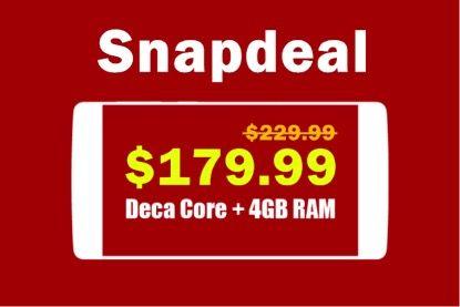 Распродажа Vernee Apollo Lite по $179.99 в магазинах Everbuying.net и Gearbest.com – фото 1