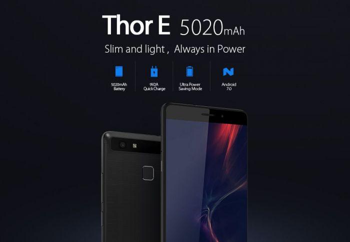 Vernee Thor E предлагает приличный запас автономности – фото 1