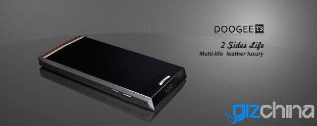 Doogee T3: компактный, в стиле Vertu и с заявкой на флагманские решения – фото 1