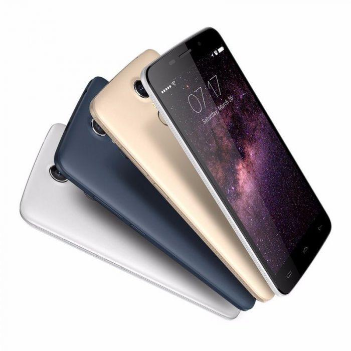 Мини-обзор HomTom HT17: Touch ID, емкая батарея, поддержка LTE и всего $70 – фото 1