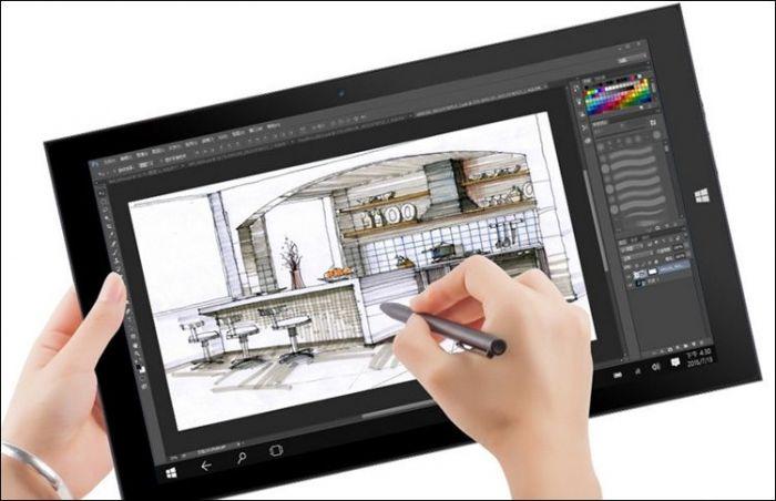 Teclast X3 Pro: распаковка мощного игрового и мультимедийного планшета на базе Intel Skylake Core M3 – фото 1