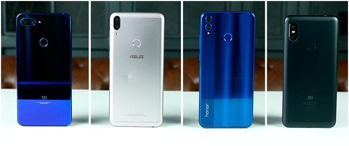 Сравнение: топ 4 смартфона до 250$ от Andro-News – фото 1