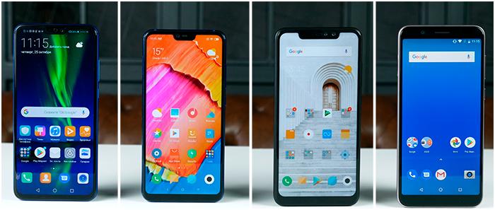 Сравнение: топ 4 смартфона до 250$ от Andro-News – фото 2
