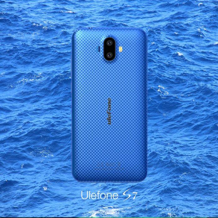 Распаковка Ulefone S7 на видео – фото 3