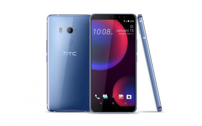 Анонс HTC U11 EYEs: по стопам HTC U11+, только проще – фото 1