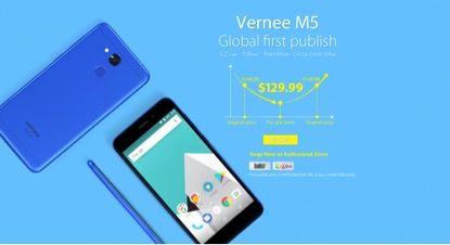Vernee M5 против iPhone 7: сравнение дизайна – фото 6