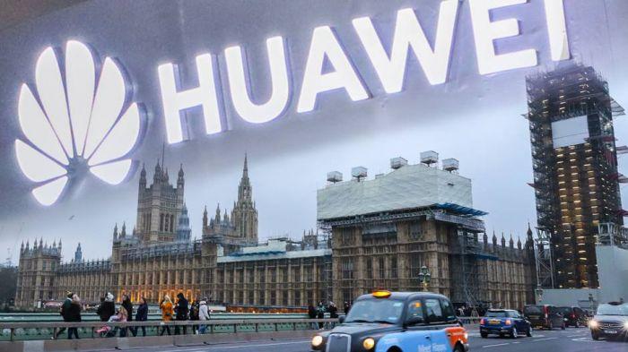 Huawei и Британия