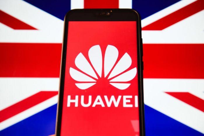 Huawei в Великобритании