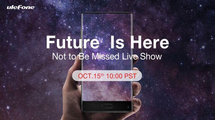 Ulefone ждет вас 15 октября на своем онлайн-мероприятии – фото 1