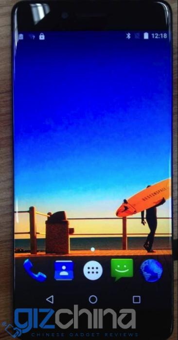 Ulefone готовит безрамочный смартфон на базе Helio P10 – фото 1