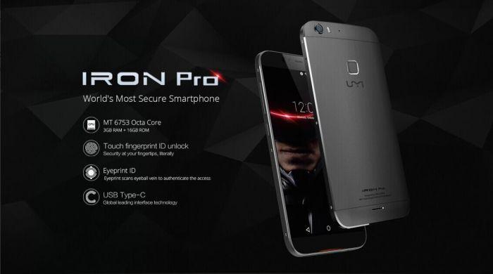UMI Iron Pro: распаковка и первый взгляд на Pro-версию «железного» гаджета – фото 1