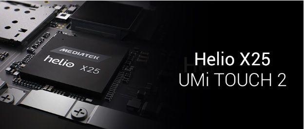 UMi Touch 2 получит процессор Helio X25 (МТ6797Т) и будет стоить $179,99 – фото 1