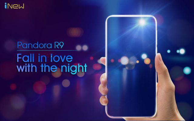 iNew Pandora R9 - еще одна копия Oppo R9 с упором на селфи камеру – фото 1
