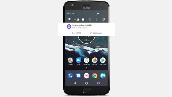 Представлен Moto X4 в серии с Android One – фото 5