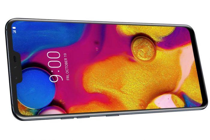 Представлен LG V40 ThinQ: флагман с идеальным звуком, отличным дисплеем и пятью камерами – фото 2
