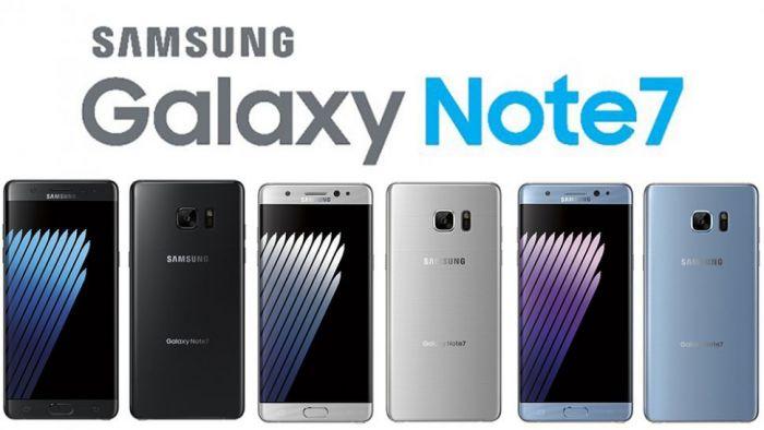 Samsung Galaxy Note 7 обвалил акции компании – фото 1