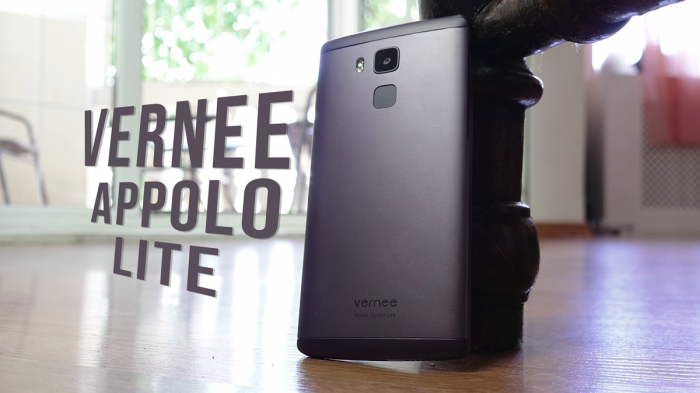 Vernee Apollo Lite: распаковка смартфона, который претендует на внимание пользователей – фото 1