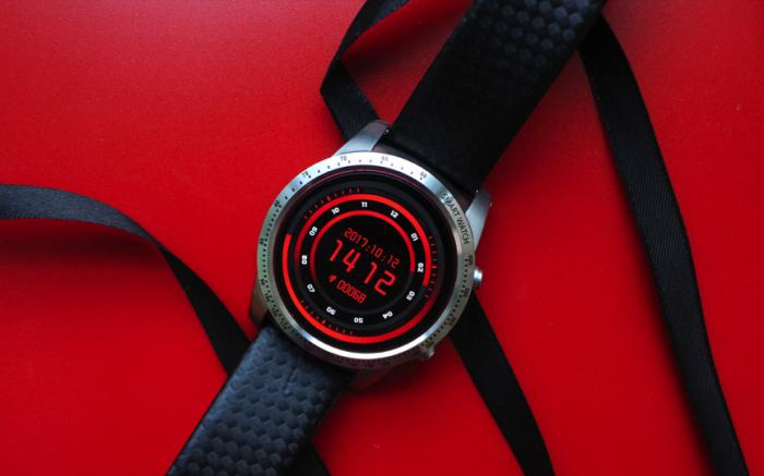 Смарт-часы AllCall W1 — это как твой смартфон, но в миниатюре – фото 3