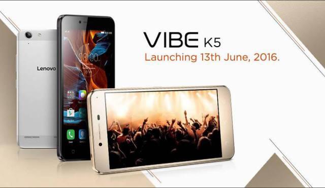 Смартфоны Lenovo Vibe K5 и Vibe K5 Plus выходят в Индии – фото 1