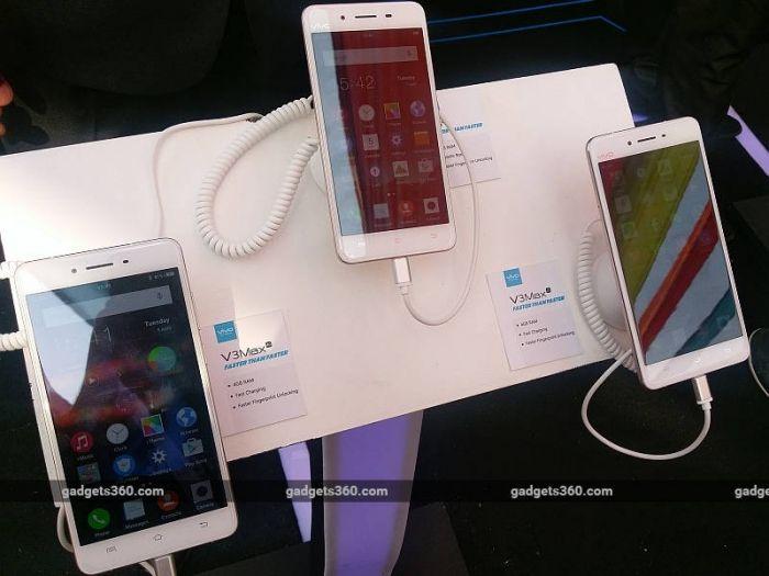Vivo V3 и V3 Max представлены официально – фото 1