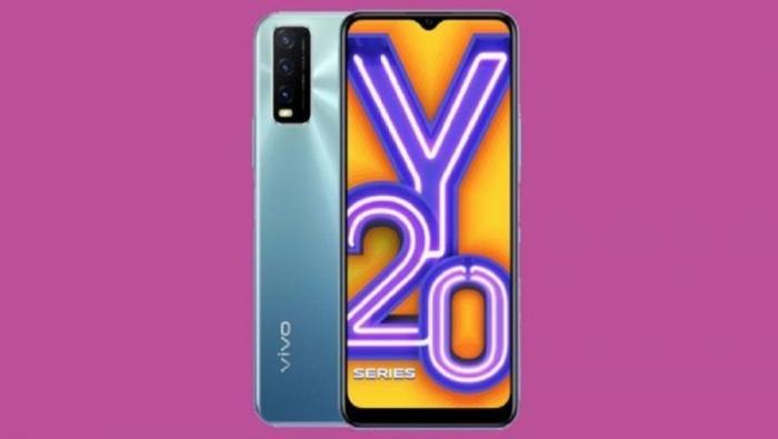 Vivo Y20 (2021) представлен