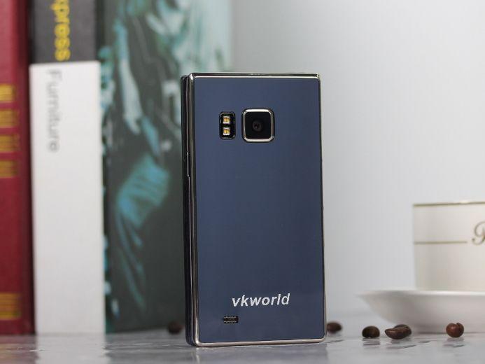 VKworld T2 – телефон в форм-факторе раскладушка представят в марте – фото 3
