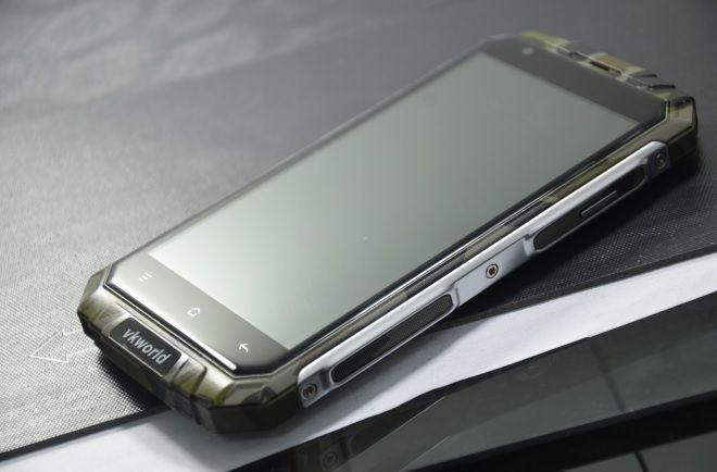 VKworld V5 – смартфон с классом защиты IP68, 8-ядерным процессором МТ6753 и аккумулятором на 5500 мАч всего за $89,99 – фото 1
