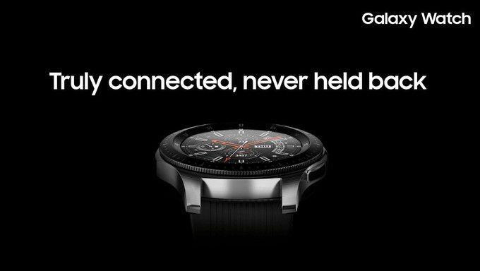 Samsung анонсировала смарт-часы Galaxy Watch – фото 3