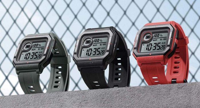Смарт-часы Amazfit Neo: а-ля винтажные Casio – фото 1