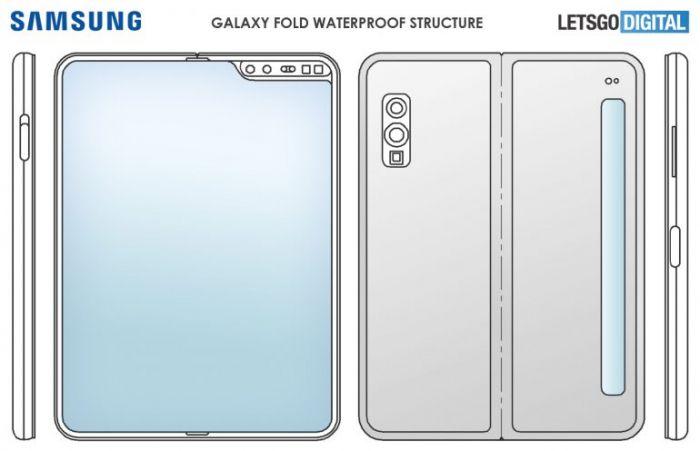 Концепт Samsung Galaxy Fold Lite: внешний дисплей изменился – фото 1
