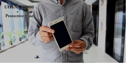 Эффективный способ защитить свой смартфон на примере Uhans H5000 – фото 1