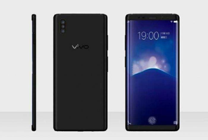 Vivo Xplay 7 «гонка вооружений»: тройная камера и дисплейный сканер отпечатков пальцев – фото 1