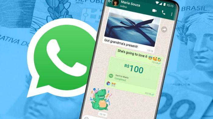 WhatsApp Pay в Индии