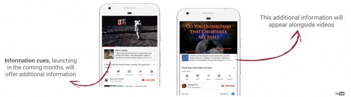 YouTube будет бороться с дезинформацией в видеороликах – фото 2
