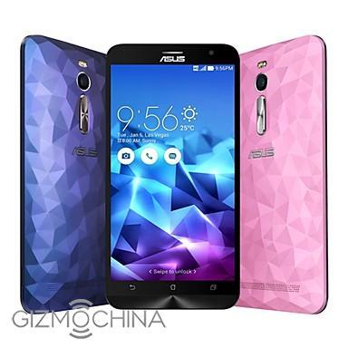 Хорошая цена на Asus ZenFone 2 Deluxe: смартфон с Intel Atom Z3580 и 4 Гб ОЗУ – фото 1