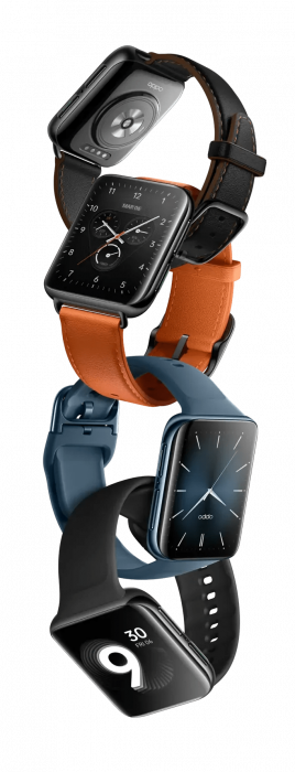 Представлены Oppo Watch 2 ECG Edition – фото 1