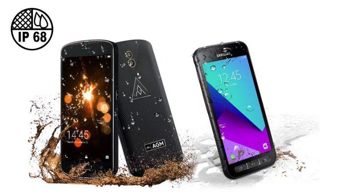 Какой защищенный смартфон купить: изучаем AGM X1 и Samsung Galaxy Xcover 4 – фото 1