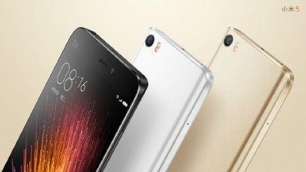 Xiaomi Mi5 теперь и в золотистом цвете – фото 2