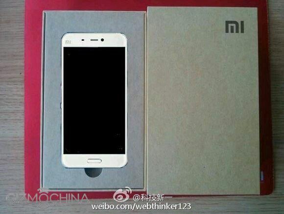 Xiaomi Mi5: в сеть выложили фото коробки флагмана и рассказали о керамическом корпусе – фото 2
