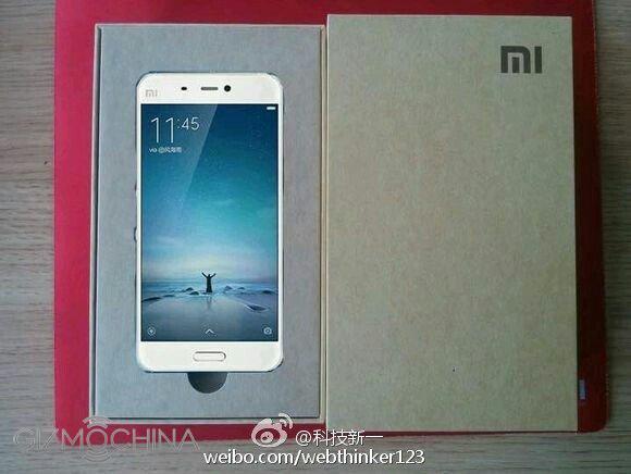 Xiaomi Mi5: в сеть выложили фото коробки флагмана и рассказали о керамическом корпусе – фото 3