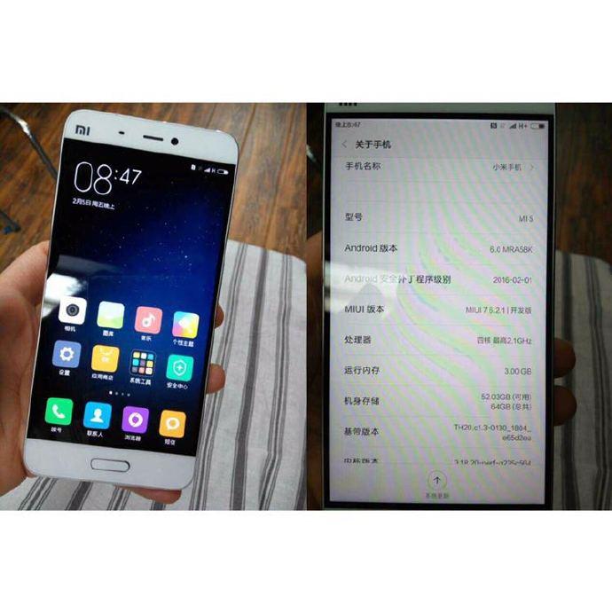 Xiaomi Mi5: новые «живые» фото флагмана – фото 1