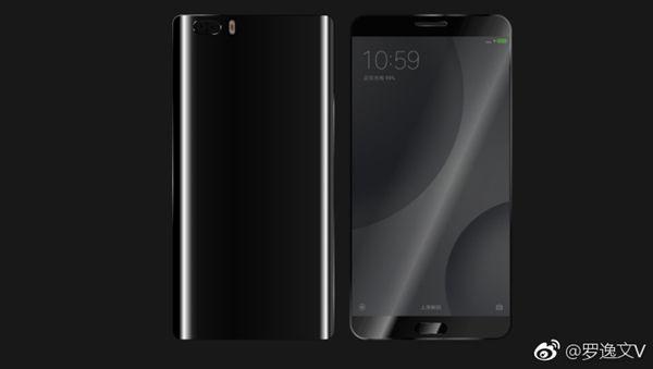 Рендеры демонстрируют дизайн Xiaomi Mi6 – фото 1