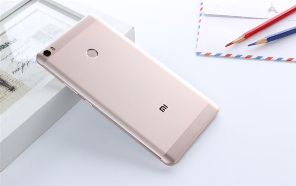 Xiaomi Mi Max 2 должен прийти с Snapdragon 626 и 12 МП сенсором Sony IMX378 – фото 2