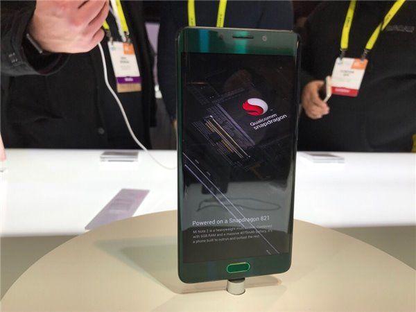 Xiaomi Mi Note 2 получил три новых цвета – фото 2
