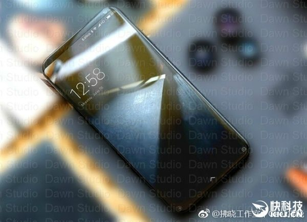 Xiaomi Chiron предложит 6