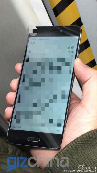 Xiaomi Mi5: новый снимок и подробности о флагмане – фото 1
